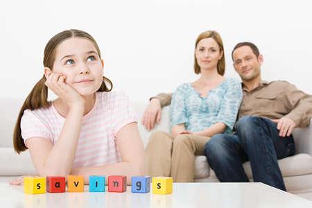 ponderous: Family with blocks