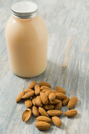 moisturize: Almonds and body lotion LANG_EVOIMAGES
