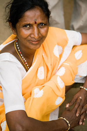 mysore: Woman in mysore india LANG_EVOIMAGES