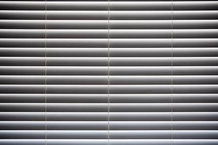shadowed: Venetian blinds
