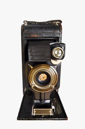cropped shot: Vintage camera
