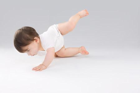 Baby balancing