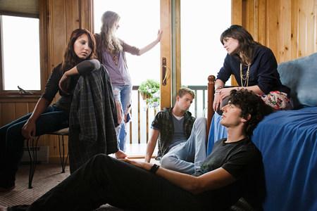 fedup: Friends in motel room