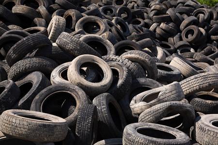 scrapyard: Tyres