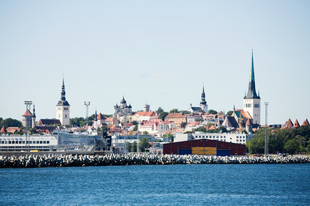 tallin: Tallin townscape LANG_EVOIMAGES