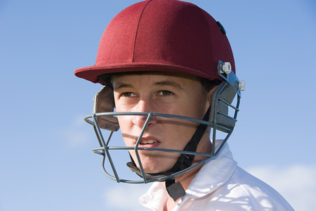 Auckland, cricket player LANG_EVOIMAGES