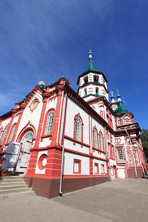 Raising of the cross church in Irkutsk LANG_EVOIMAGES