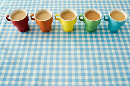 checker: Five cups of tea LANG_EVOIMAGES