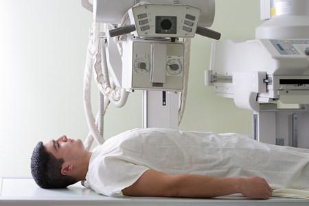 Paciente Y Máquina De Rayos X Fotos, Retratos, Imágenes Y Fotografía ...