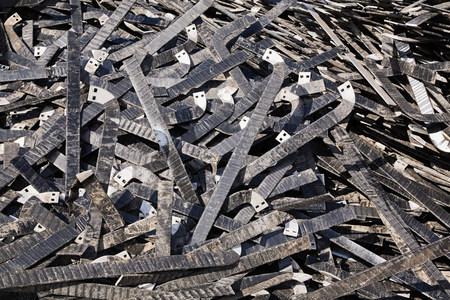 bracket: Metal brackets
