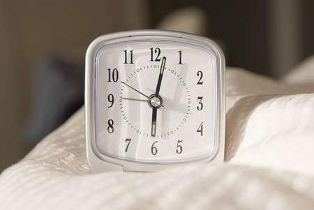 one sheet: Alarm clock