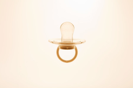 Backlit pacifier