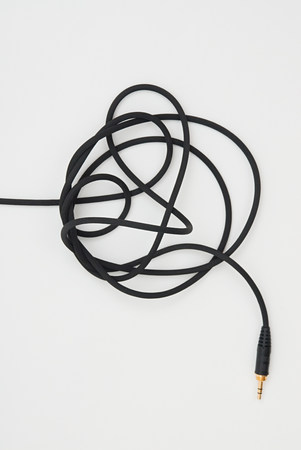 tangling: Headphones cable