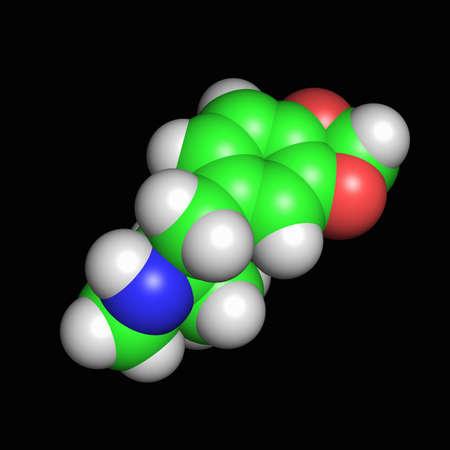 mdma: MDMA molecule