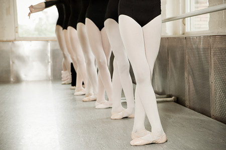 Legs of ballerinas LANG_EVOIMAGES