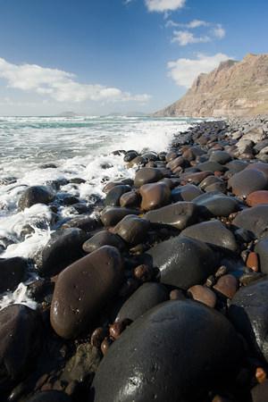 seaboard: Playa de Famara, Lanzarote
