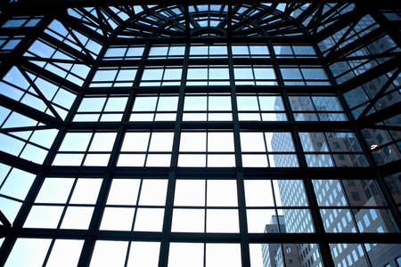 Financial district, New York City, New York State, USA
