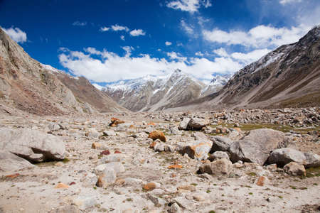himachal pradesh: Lahaul Valley, Himachal Pradesh, India LANG_EVOIMAGES