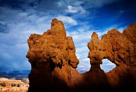 Bryce Canyon National Park,Utah,USA