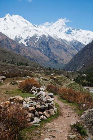 himachal pradesh: Sangla Valley,  Himachal Pradesh, India