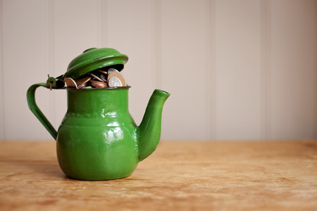 Money in a teapot LANG_EVOIMAGES