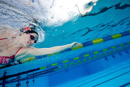 Olympic Hopeful in Training LANG_EVOIMAGES
