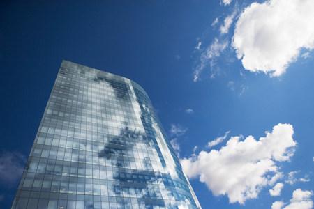 tallness: Modern skyscraper