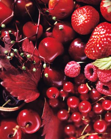 Berry fruits,full frame
