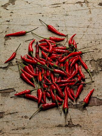 tatty: Chilli peppers