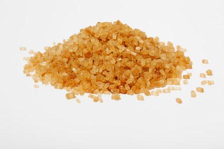unhealthiness: Brown sugar crystals