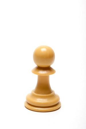 chessman: Chess pawn piece