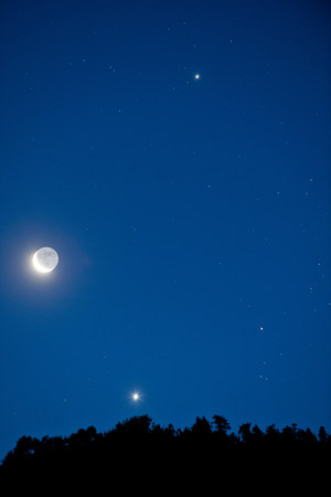 wa: Moon and stars in the sky LANG_EVOIMAGES