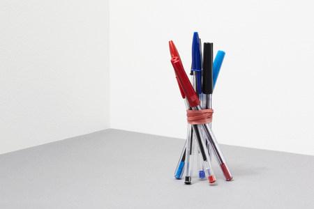 ball pens stationery: Conjunto de bolígrafos LANG_EVOIMAGES