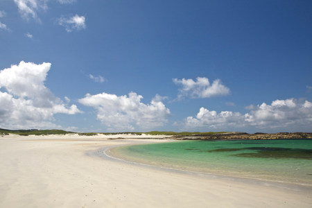 vacant land: Deserted beach,Connemara,Republic of Ireland