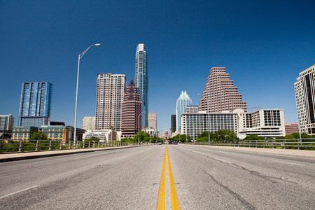Cityscape of Austin,Texas,USA LANG_EVOIMAGES