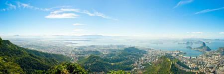 Rio de Janeiro panorama,Brazil LANG_EVOIMAGES