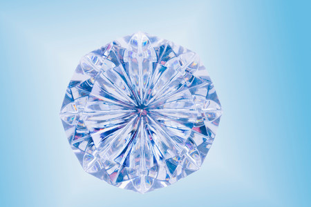 bodegones: Close up of cut diamond LANG_EVOIMAGES