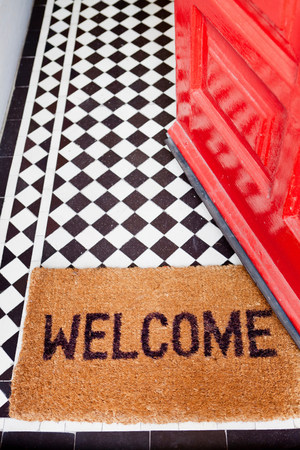 Welcome mat LANG_EVOIMAGES