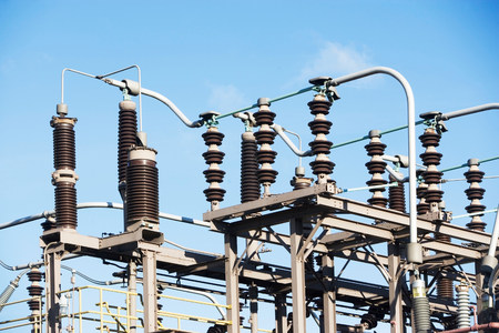 Infrastructure of power grid LANG_EVOIMAGES