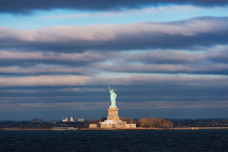 Statue of liberty,New York City,USA