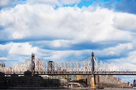 queensboro bridge: Queensboro bridge,New York City,USA