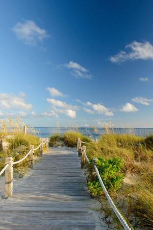 Boardwalk,Grace Bay,Providenciales,Turks and Caicos,Caribbean