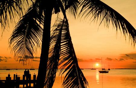 Sunset, Bayside, Key Largo LANG_EVOIMAGES
