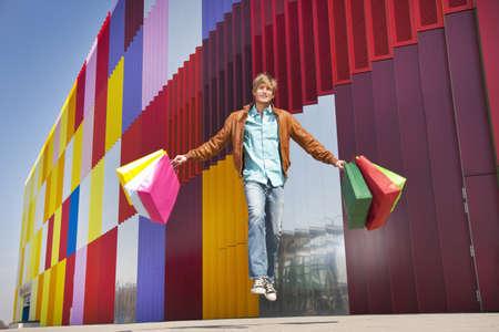 commodities: Saltos con bolsas de colores LANG_EVOIMAGES