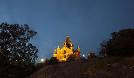 histories: Uspenski Cathedral