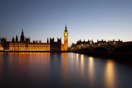 parliaments: Parliament and Big Ben in London
