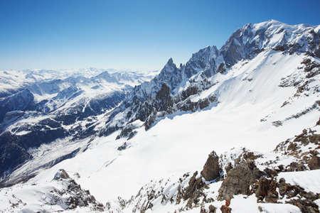 exhilarating: Mont Blanc,Helbronner,Chamonix,Italy