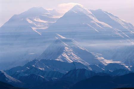 Mt. McKinley,Denali National Park,Alaska