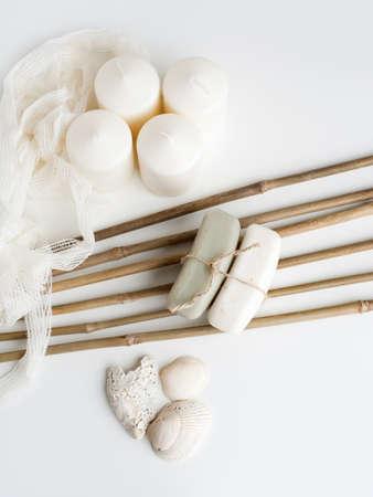 Velas, jabón y cañas de bambú LANG_EVOIMAGES