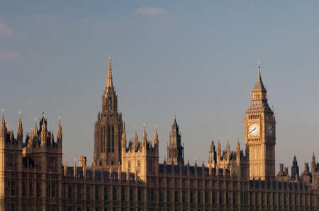 Big Ben and the Houses of Parliament,London,UK LANG_EVOIMAGES